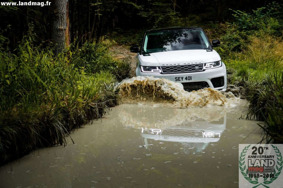 Range Rover Sport 2019: une nouvelle version du SDV6 disponible