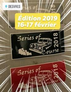 Series of Course 2019 @ Desvres