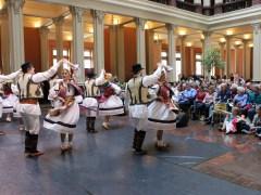 Sundays at Landmark dancing
