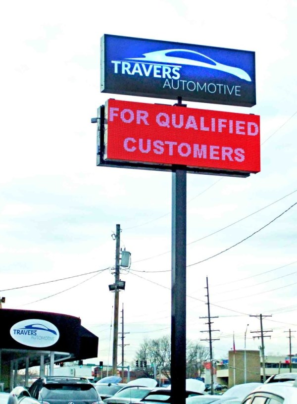 Travers Automotive is location at 13982 Manchester Road in Ballwin 63011 (636)779-5500 www.traversatuos.com.