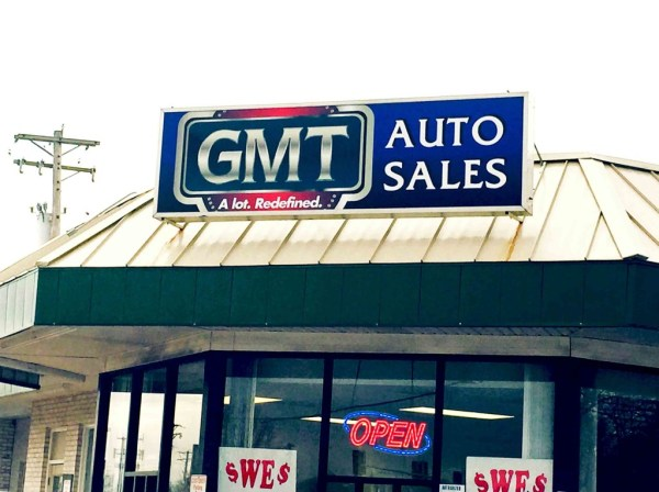 GMT Auto Sales West is located at 1080 West Terra Lane in O'Fallon 63366, (636)542-6400 www.gmtautowest.com.