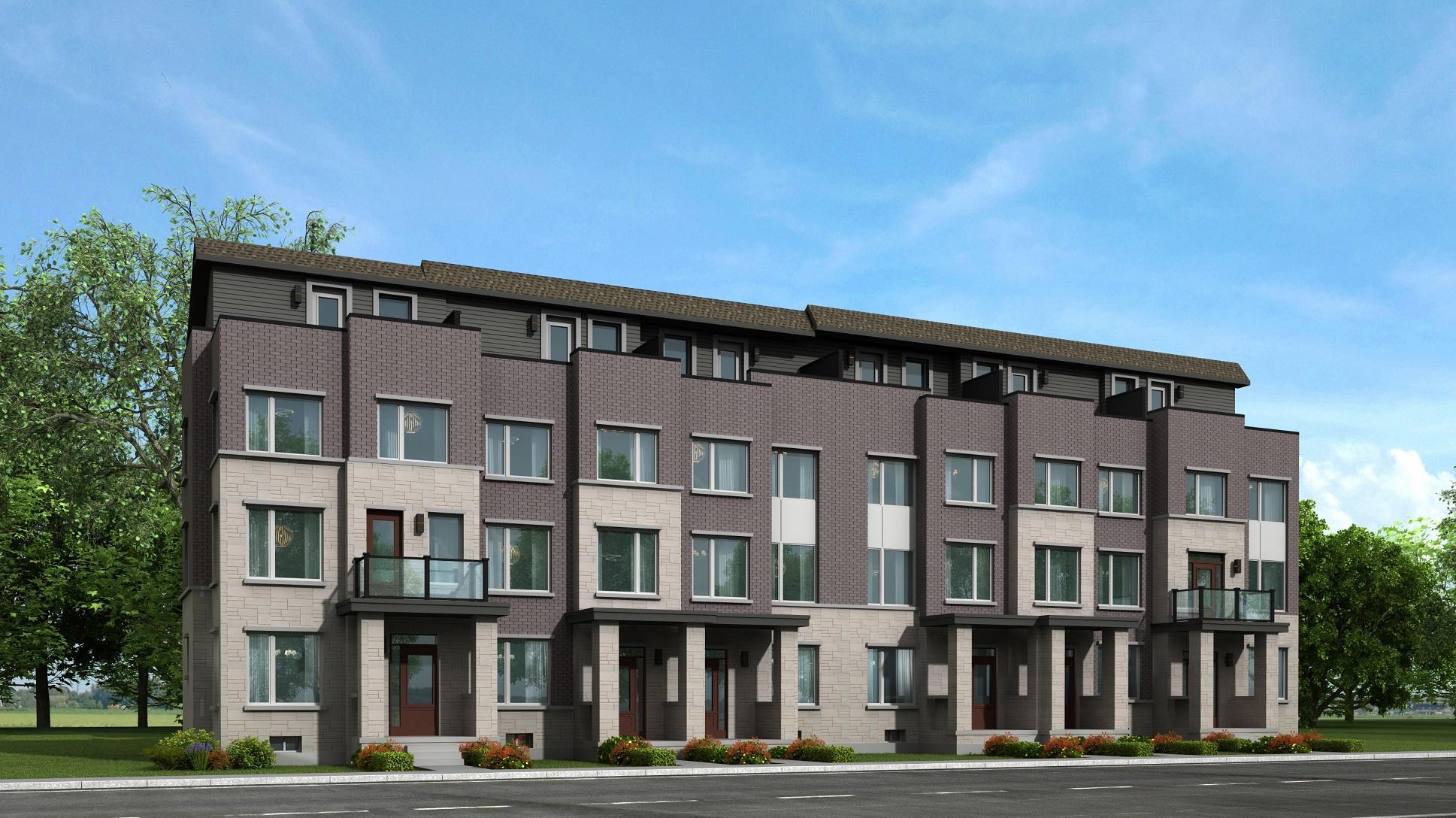 Origins of Don Mills – Mattamy Homes, Toronto, ON – LandMarkVR Ltd.