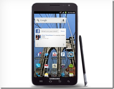 Galaxy-Note-with-ICS