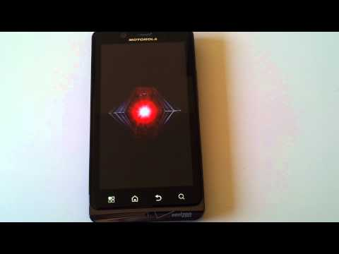 Download] Motorola Droid RAZR Boot Animation And Sound Files | Land