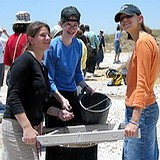 Archaeological Seminars dig for a day excavation experience