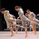 Batsheva Dance Company at Suzanne Dellal Center