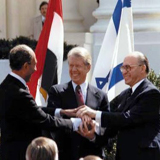 Sadat Begin Carter Peace Accord between Israel and Egypt