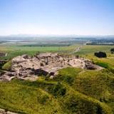 Biblical Megiddo, fortified by Solomon & Ahab, in Valley of Armageddon