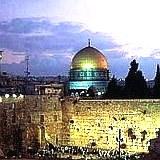 Jerusalem Wall & Mosque