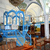 Abuhov synagogue Safed