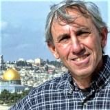 Zack Shavin in Jerusalem