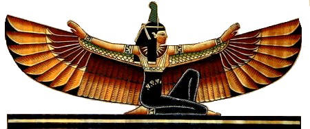 Image result for Maat and Lady Wisdom