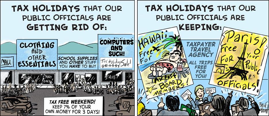 Tax Holidays