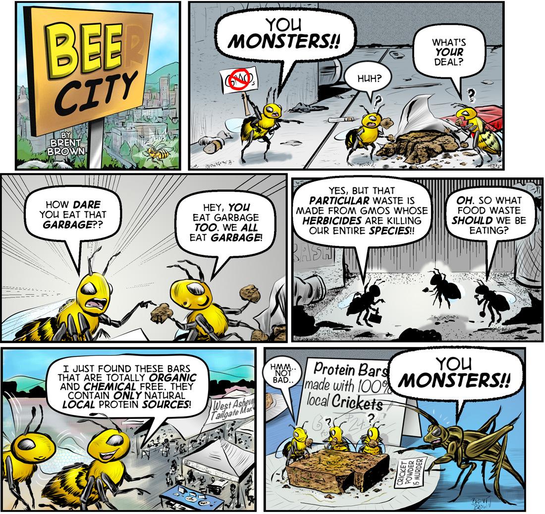 Bee City III: Return to Bee City