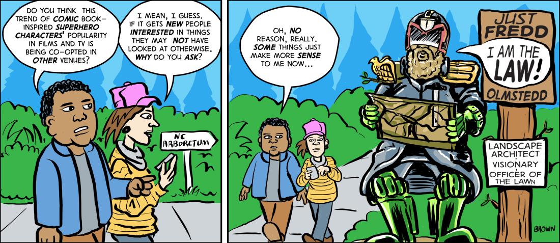 Comics Relief