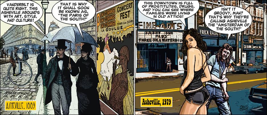 Asheville 1889/1979