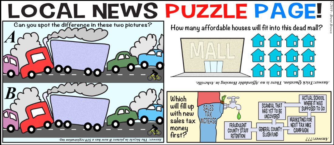 Local News Puzzle Page 2019