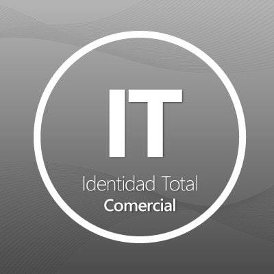 Identidad total comercial