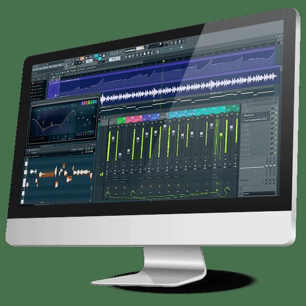 Grabación de audio y producción musical