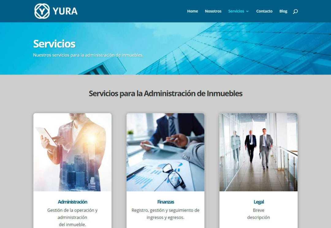 Servicios-YURA