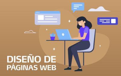 ¿Qué es el diseño de páginas web?