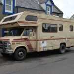 Our American Campervan A Big Day Land Rover Blogger