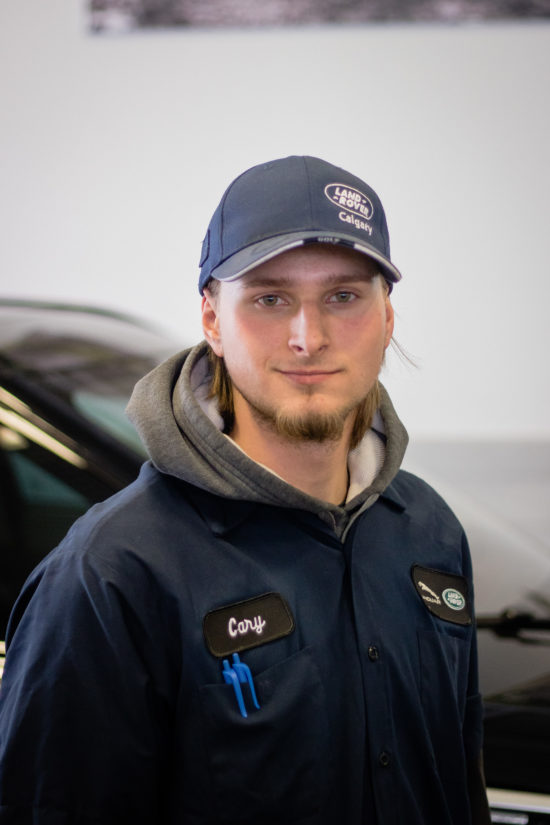 Cary Wise - Sales Lot Attendant