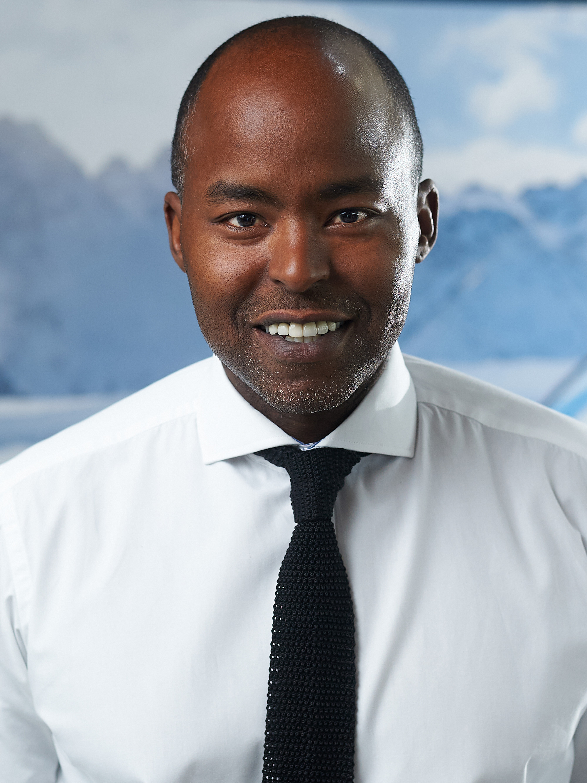 KEN KIRUBI - FINANCE MANAGER