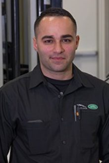 Ismail Ahmed -  Shop Foreman
