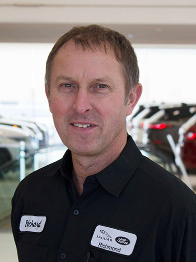 Richard J Price - Jaguar Technician