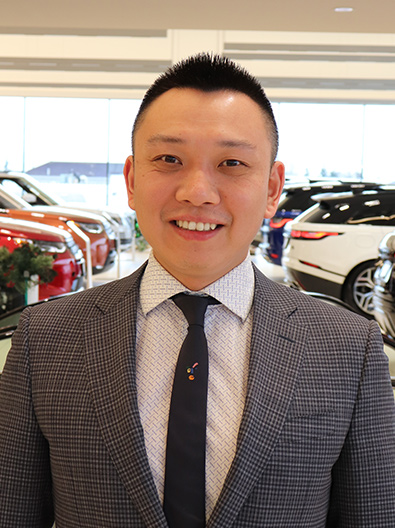 Terry Chen - Sales Manager