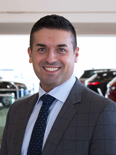 Mike Shami - General Manager
