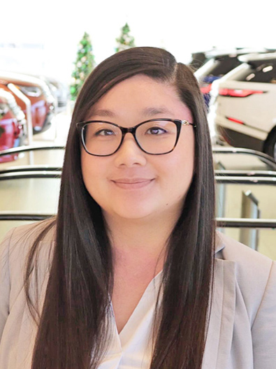 Olive Pang - Warranty Administrator