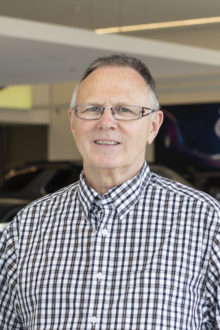 DAVID ANDERSON - SERVICE MANAGER