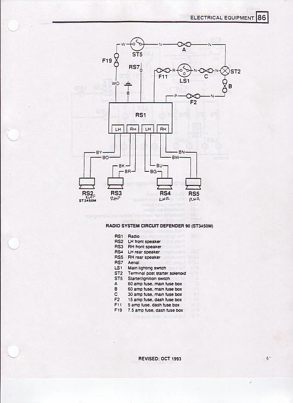 1995 land rover discovery stereo wiring diagram wiring diagram toyota avalon stereo wiring diagram jodebal