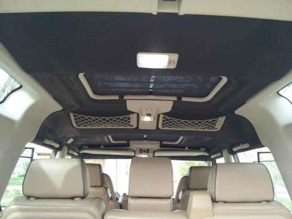Removing Headliner Land Rover Forums Land Rover And
