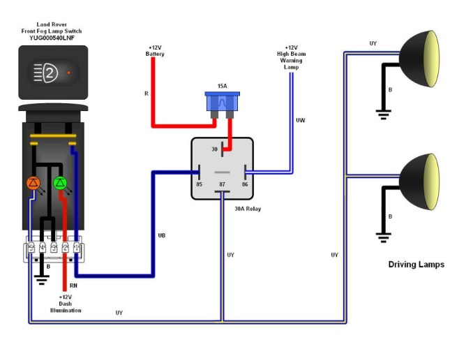 wiring diagram for headlight switch – the wiring diagram,