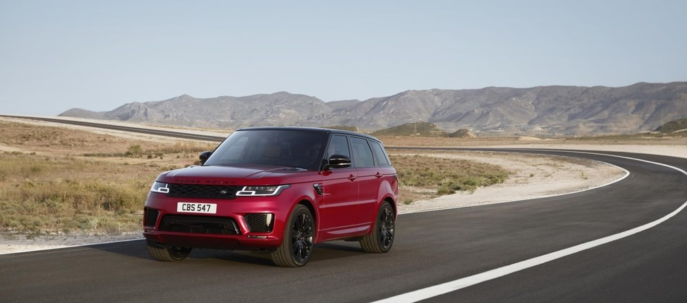 Land Rover enjoys best ever June in USA