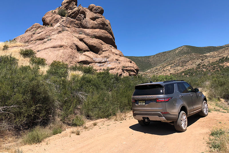 Review: 2018 Land Rover Discovery Redeems Itself Off-Road
