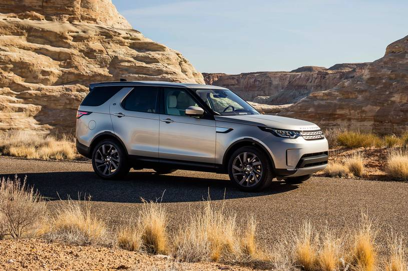 One to beat: Land Rover Discovery