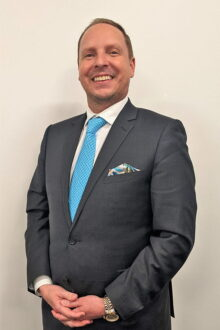 Frank Van Der Veen - General Manager