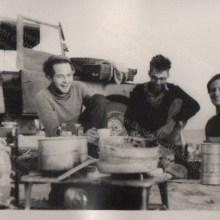 New Years Eve 1955 -1956 The Sahara
