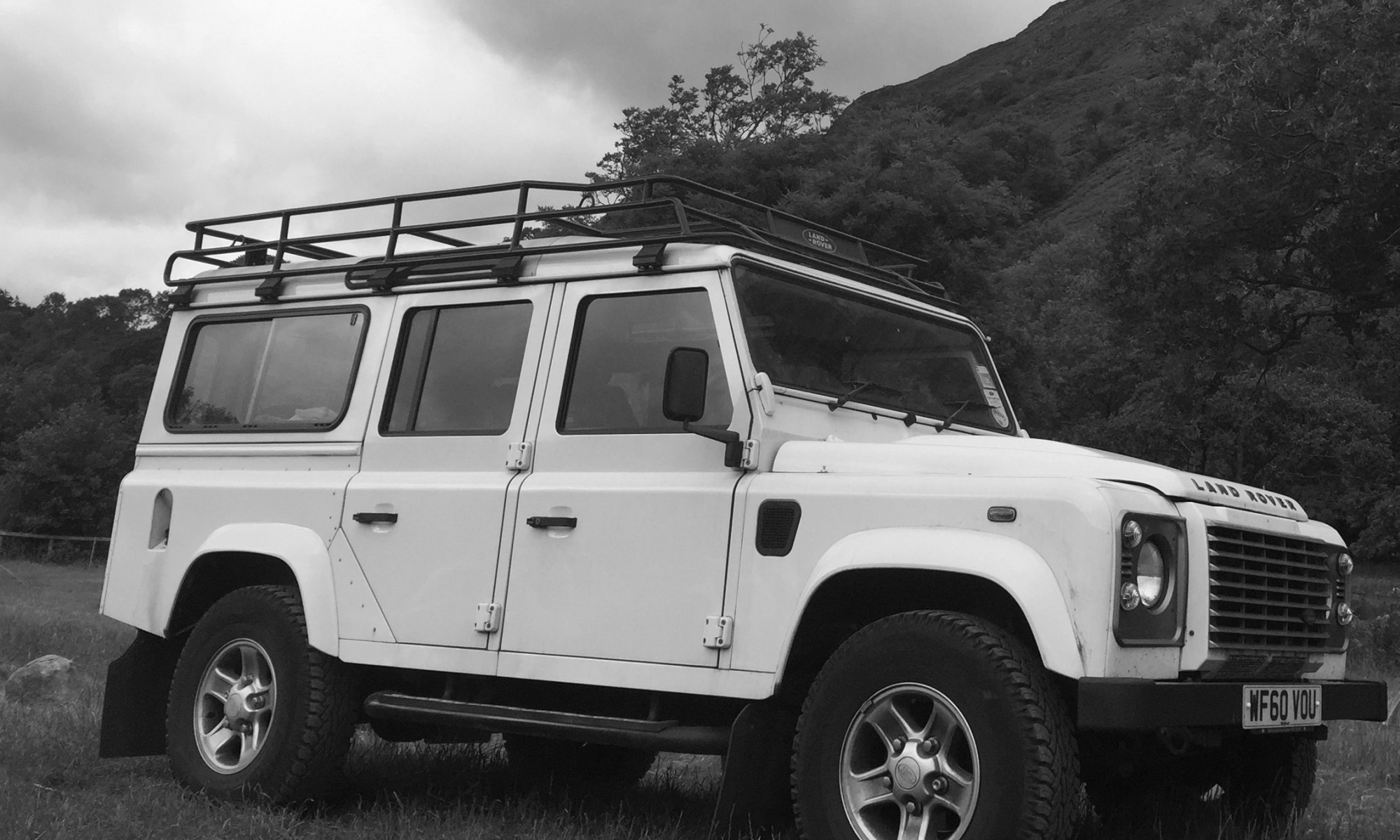 About Land Rover Defender Wedding