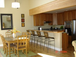 708 dining and kitchen
