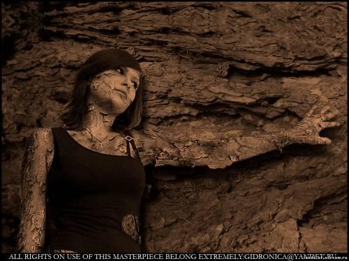 из камня - Страшные образы грусти - - Грустные и красивые ...