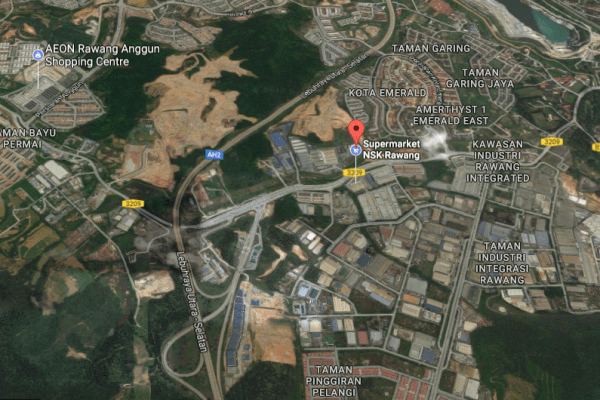 3 Acres Rawang Industrial Land for Sale