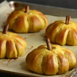 These delightful Sweet Pumpkin Buns feature the comforting flavor of pumpkin along with warm spices and a hint of sweetness.