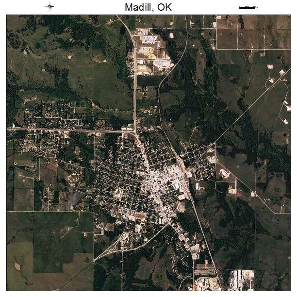 Oklahoma Mcalester Oklahoma Madill