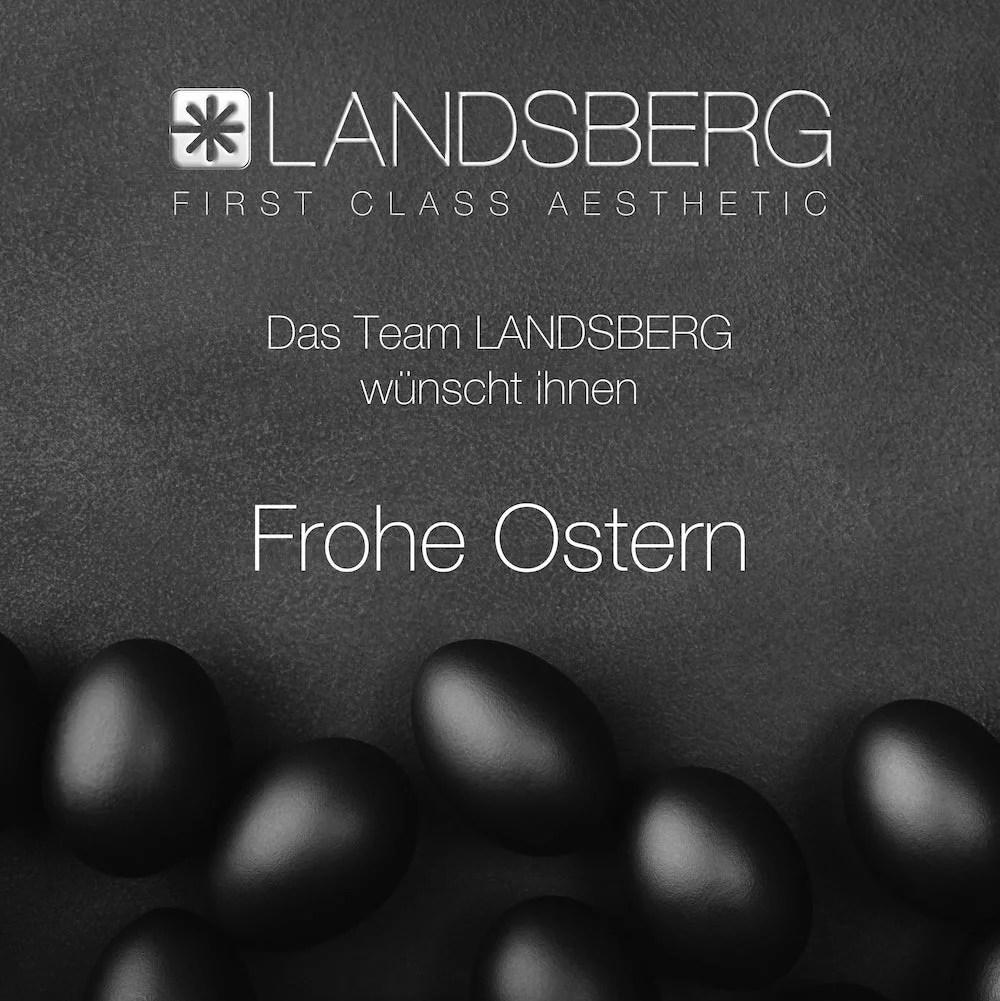 Frohe Ostern wünscht Team Landsberg