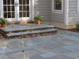 Backyard Patios | Creative Ideas on Backyard Patio Steps id=20837